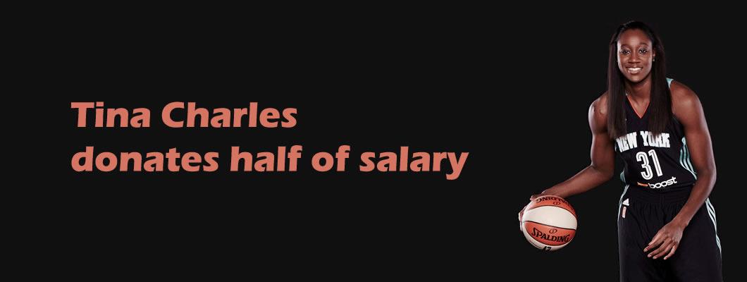 tina_donaes_half_salary